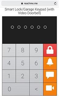 "Reachme"" NFC/QR based Smart Tag"